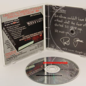 KISS CD Bootleg Live On Air (104 1) – Eulenspiegel's KISS Collector SHOP